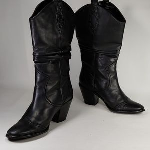 BCBGeneration Womens Black Boots
